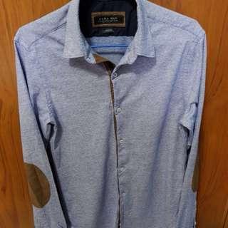 ZARA Men's Shirt (S)