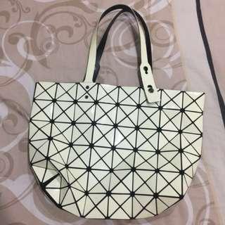 White BaoBao Bag