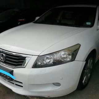 Honda Accord 3.5 V6 Sunroof