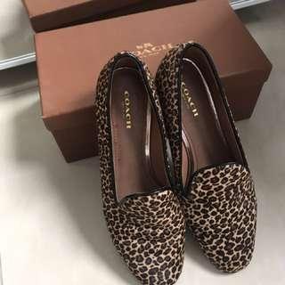 Coach Utopia Haircalf shoes
