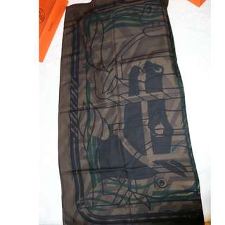 Brand new Hermes scarf ( Authentic/Original )