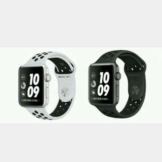 Apple watch gen 3 38mm nike