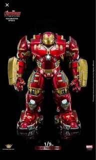 King Arts Hulkbuster and MK43