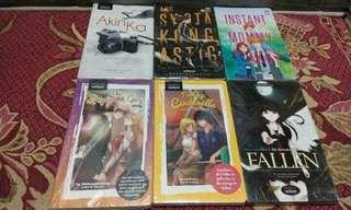 Popfic books