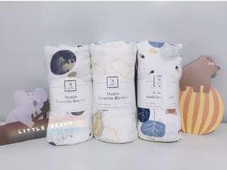 ⚡️清貨減價⚡️Swaddle Blanket