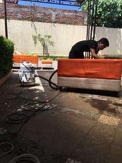 Cuci sofa Jakarta tangerang
