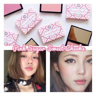 Sweet Cheeks by Pink Sugar brand new Authentic