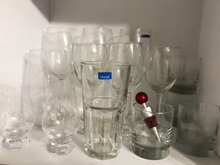 Wine Glass / whisky glass / decanter