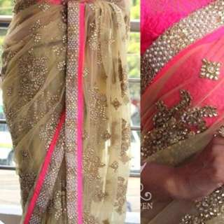 Final Markdown on brand new sarees