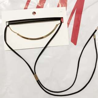 Brand New Auth H&M Layered Choker