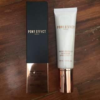 Pony Effect Prime Protect Sun Base