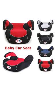Brand new baby car seat in assorted colors