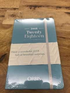 2018 orbis diary