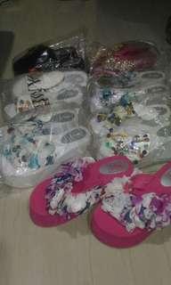VS, Grendha, Korean sandals