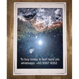 Apple iPad Pro 512GB Wi-Fi + Cellular Unlocked 12.9in Silver