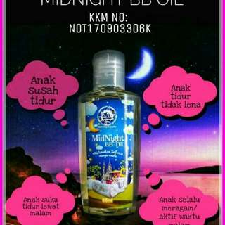 Midnight bb oil by IH's baby product