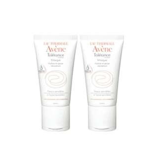 2 tube Avene Tolerance Extreme Mask 50ml