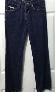 Calvin Klein Straight Cut Jeans