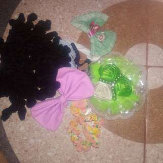 Headband & ikat rambut