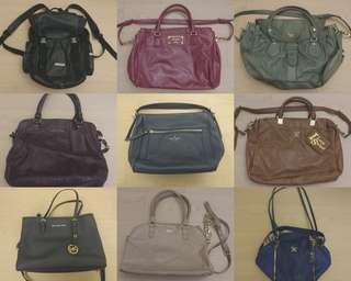 Pre-owned Bags hk$200up