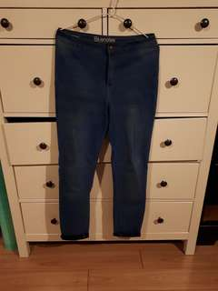 Bluenotes High Waisted Jeggings