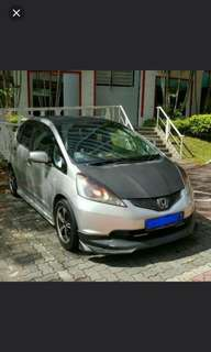 Honda fit for rent out asap