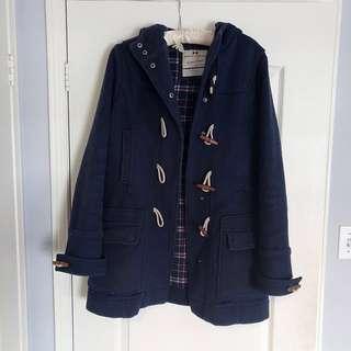 Roots Winter Wool Jacket + Free unopened Essie polish