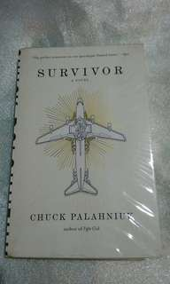 Chuck Palahniuk's Survivor