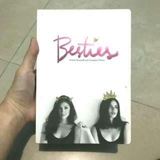 Besties (by Solenn Heusaff and Georgina Wilson)