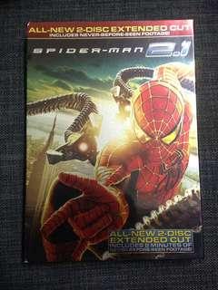 蜘蛛俠 2.1 決戰電魔 DVD