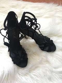 Lipstick heels size 7