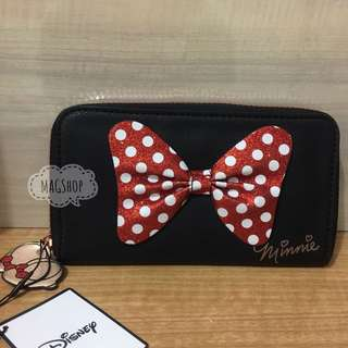 Minnie Mouse wallet - dompet - primark disney