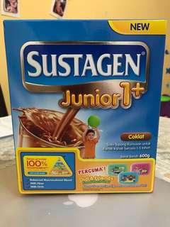 Sustagen junior 1+ (chocolate) For Sale.
