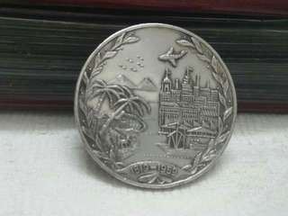 Singapore 150th Year 1819 - 1969 Medal