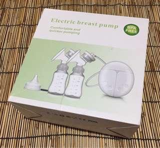 Electric breastpump