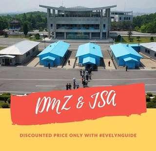 DMZ & JSA DISCOUNTED TICKETS