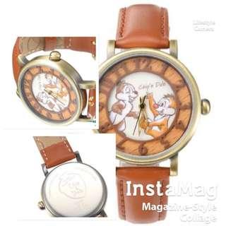 (日本代購)Chip n Dale🐿🐿 75周年限定手錶⌚️