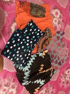 Preloved  lot of assorted clothes for girls