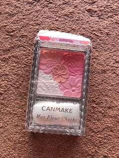 CANMAKE - Mat Fleur Cheek (01)