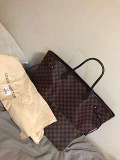 Louis Vuitton GM tote