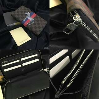 LV Wallets with box and dustbag authentic quality ( sale)