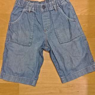 Uniqlo 3/4 jeans short