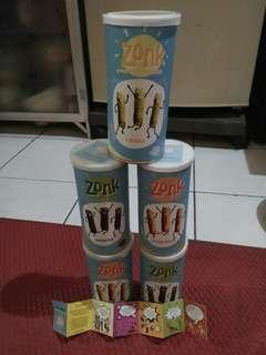 Zonk roll crispy chocolate