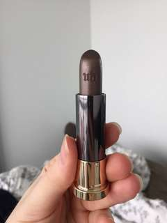 URBAN DECAY studded metallized lipstick