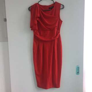 Red Dress S