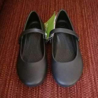 Crocs Alice Flat Black J2