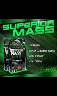 Superior 14 Mass