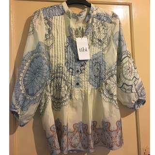 Tibi Silk Shirt