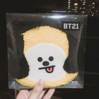 BTS BT21 Pouch - Chimmy