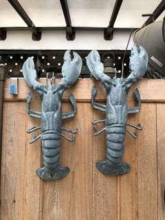 Old Brass Lobster